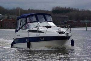 """2004 Bayliner 265 Cruiser with 9.6"""" Beam.(Trailer Included)"""