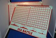 Vintage Battleship Board Game