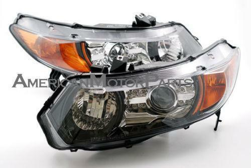 2006 Oem Honda Civic Headlight Ebay