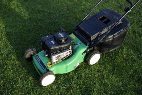 Briggs Stratton Petrol Lawnmower Ebay