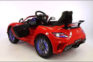 Licensed Mercedes SLS Electric Ride On Car Toy For Kids. Maidstone Maribyrnong Area Preview