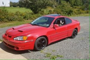 1999 Pontiac Grand Am GT 3.4