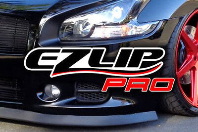 EZ-LIP Spoilerlippe Frontspoiler passend für MERCEDES C E S-Klasse CLK CLA