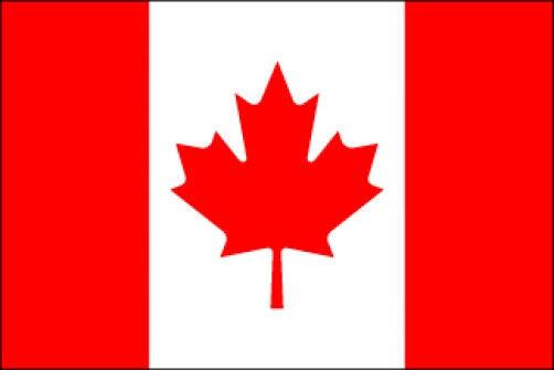 3x5 3 x 5 FT Strong Canada Canadian SolarMax Nylon Flag