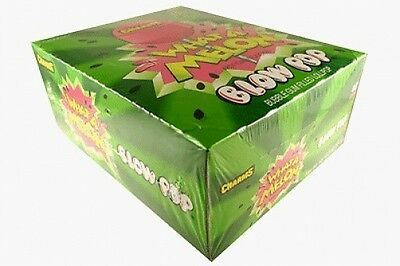 Charms Watermelon Blow Pops, Candy, Suckers, Lollipops (48 Pack) FREE SHIPPING - Watermelon Suckers