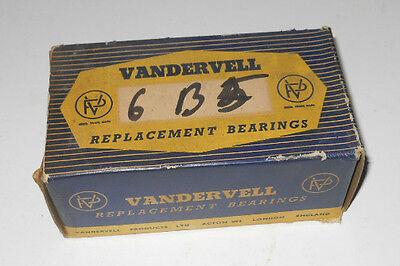 NOS Ancient Vandervell Main Bearings for Hillman Husky III-VI & Husky I. +.010