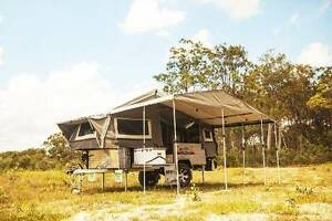 Austrack Campers Forward Folding Rear Slide Caboolture Caboolture Area Preview