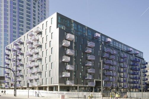 1 Bed Apartment to Rent - Opal Court - Stratford High Street - Available Now!!!