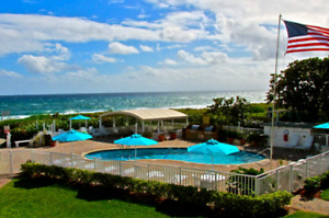 Condo Unit in BERKSHIRE on the OCEAN in DELRAY BEACH FLORIDA