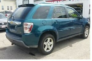 2006 Chevy Equinox for Parts. Cheap Prices.