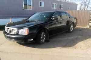 2002 Cadillac Deville with Inspection