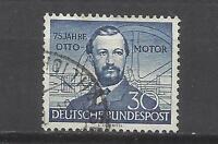 5629-alemania Serie Completa Alemania Federal,dificil 1952 Nº 35 ,yvert 22,50€. -  - ebay.es