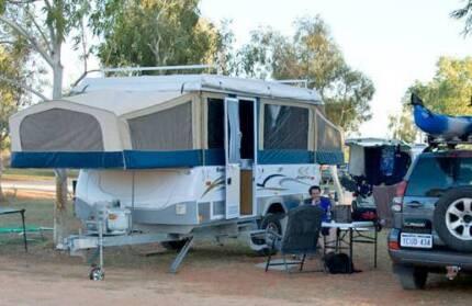 Jayco Swan Camper Trailer Sorrento Joondalup Area Preview