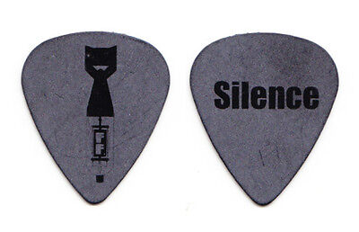 Foo Fighters Dave Grohl Silence Guitar Pick - 2008 Echoes Tour