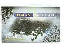 Hemani Green Tea - Ginger Tea | Ginger & Lemon Tea | Black Seed Tea - *F/S*