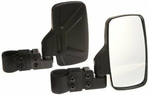 Bad-Dawg-Breakaway-Side-View-Mirrors-Pair-Can-Am-Commander-Maverick-KUBOTA-RTV