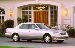 1998 Lexus LS 400 Sedan