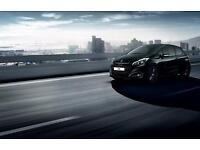 2017 Peugeot 208 1.2 PureTech 82 Black Edition 3 door Petrol Hatchback