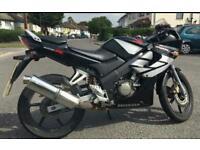 2005 HONDA CBR 125R - Learner Legal 125cc Motorbike- Only 17k Miles