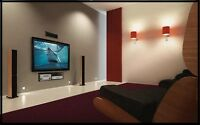 TV WALL MOUNT INSTALLATION,CABINET,FURNITURE,CURTAINS, CCTV....