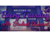 Student Discount Tuesdays Brow and Lash Bar