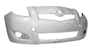 New Painted 2009-2011 Toyota Yaris Front Bumper & FREE shipping