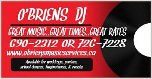 MOBILE DJ SERVICES WILL BRING THE CLUB TO YOUR PARTY/WEDDING St. John's Newfoundland image 1
