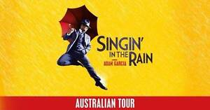 2 Singing in the Rain (Festival Theatre) Tickets Sat 17th Dec 2pm Belair Mitcham Area Preview