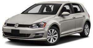 LOW KM 2016 Volkswagen Golf 1.8 TSI Comfortline w/ App Connect