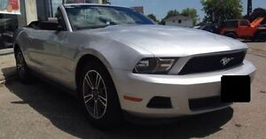 Certified 2012 Ford Mustang V6 Premium Convertible