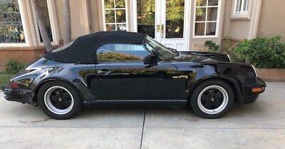 1989 Porsche Speedster doors, with door glass, exterior & interior glass seals
