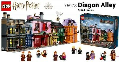 LEGO Harry Potter Diagon Alley (75978)