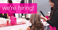 Busy Blow Dry Bar Seeking Skilled Stylists