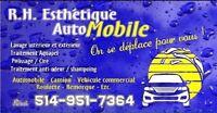 Technicien Esthétique Automobiles
