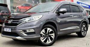 2016 Honda CR-V RM Series II MY17 VTi-L 4WD Grey 5 Speed Sports Automatic Wagon Ferntree Gully Knox Area Preview