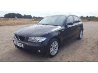 BMW 1 SERIES 118D 55 PLATE 2.0 DIESEL MANUAL 5 DOOR HATCHBACK!!!