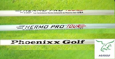 PHOENIXX GOLF THERMO PRO TOUR Golf Shaft P1220T 85-95 SWING SPEED 43.5 FIRM FLX