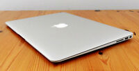 "NEW: Super Laptop Macbook Air 13"" 2015 256 Flash- AppleCare"