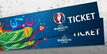2x Italy EURO 2016 tickets. Follow them all the way Duffys Forest Warringah Area Preview