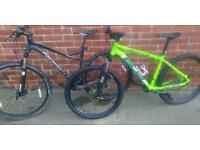 Norco and a whyte swap 4 a full suspension