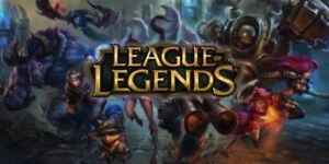 Wanted: Unused League of Legends Account