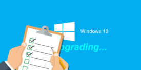 IT Services, Software upgrade, windows 10, ms office 2016 etc