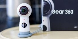 Samsung 360 Action Camera 2017