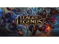 League of Legends Account, Over £500 spent on RP!!!! Gaming