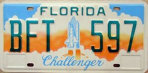 space shuttle license plate - photo #42