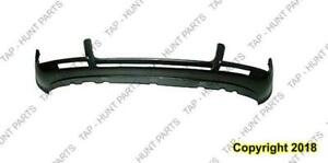 Bumper Spoiler Lower Front Primed With Air Slots On Top Edge Audi A4 2002-2005