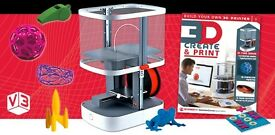 Build Your Own 3D PRINTER ! Clearly Illustrated 3D Create & Print Mags 1-71 w/ Folders & Many Xtras