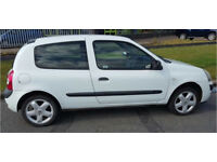 Renault Clio 1.5dci *spares or repairs*. £300 ono