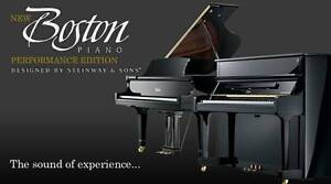 Boston Pianos: Steinway-Designed Performance