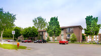 Maintenance-free living - 1 and 2 BDRM apartments on Hamilton Rd